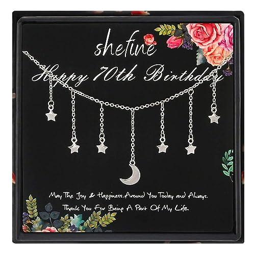 Amazon.com: Shefine - Gargantilla de plata de ley 925 ...