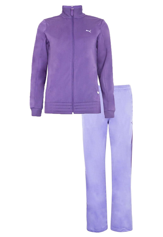 Puma - Chándal - para mujer morado violeta X-Small: Amazon.es ...