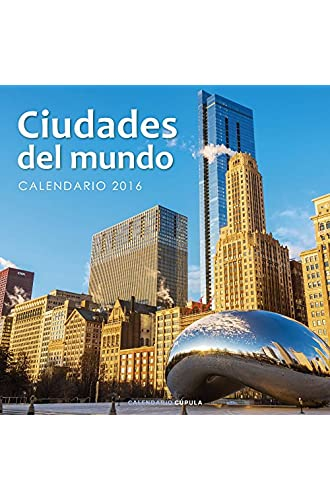 Calendario Ciudades Del Mundo 2016