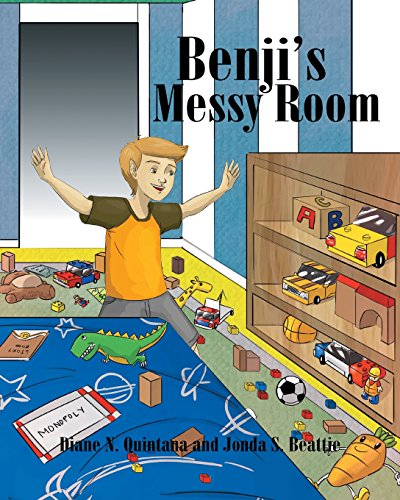 BENJI'S MESSY ROOM