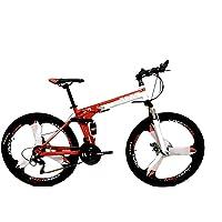 "Sports Unisex Bicycle All New Model of 2018 Folding Bicycle 26 with megnesium Alloy meg wheels"""