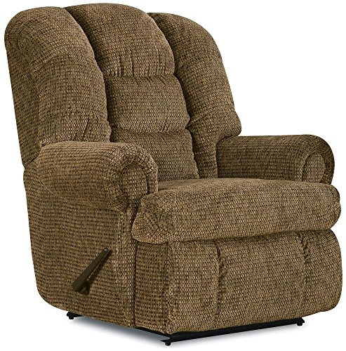 Lane Stallion Rocker Recliner. (Comfort King Big Man Chair,) 8407-4812-17) Free Curbside delivery