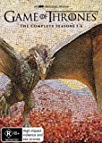 Game of Thrones: Seasons 1 - 6 [NON-USA Format / Region 4 Import - Australia]