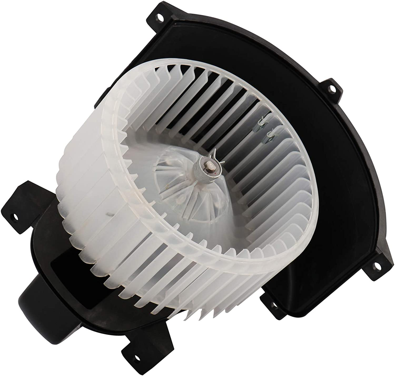 Heater Blower Motor & Cage Front for