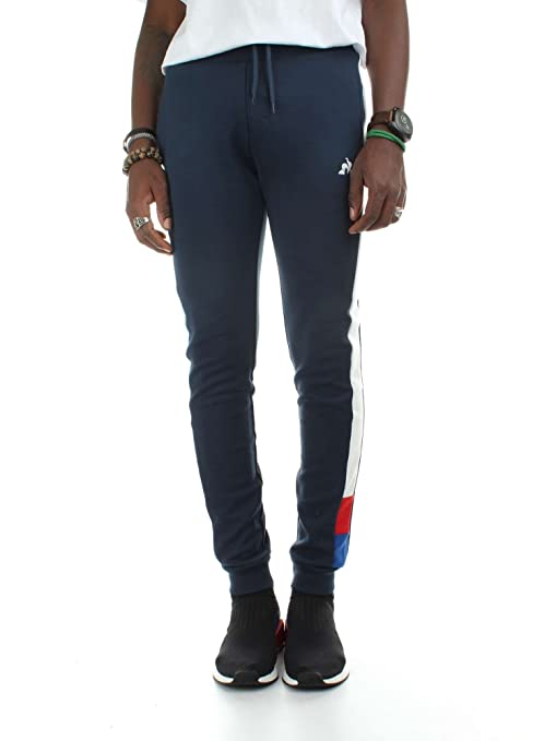 Le Coq Sportif Inspi fútbol Pant Slim, azul (dress blue), XS ...