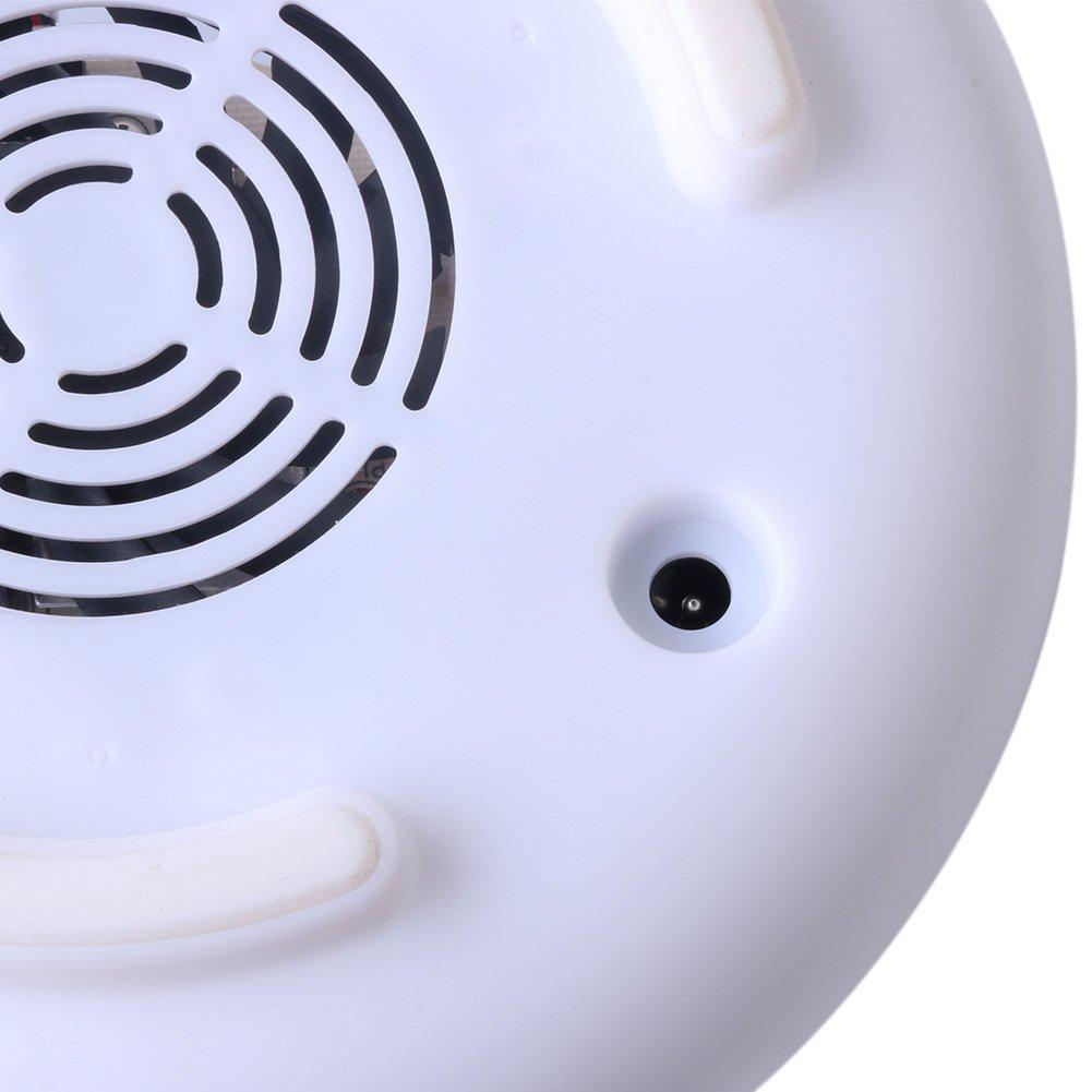 funzione di spegnimento automatico della luce di 7 LED e dellacqua per lo studio Yoga Spa Office Camera da letto della casa Soggiorno Diffusore di olio essenziale della foschia con la modalit/à del nebulizzatore registrabile