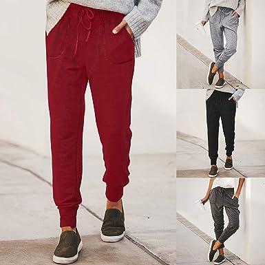 Vectry Pantalones De Verano Mujer Yoga Leggings Leggins ...