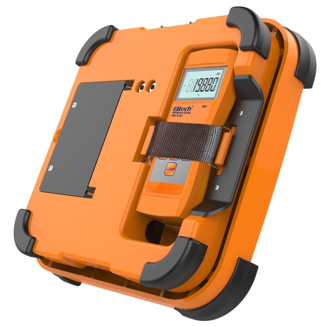 Amazon.com: Elitech LMC-210A - Báscula digital inalámbrica ...