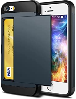 Amazon.com: Smartish Phone SE / 5 / 5s Wallet Case - Wallet ...