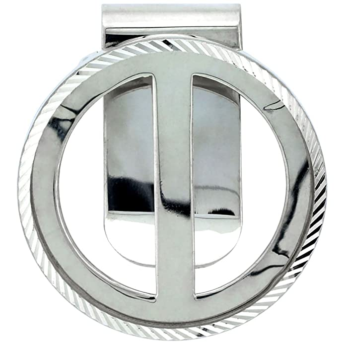 Amazon.com: Plata de ley Plata Eagle Money Clip 1 oz moneda ...