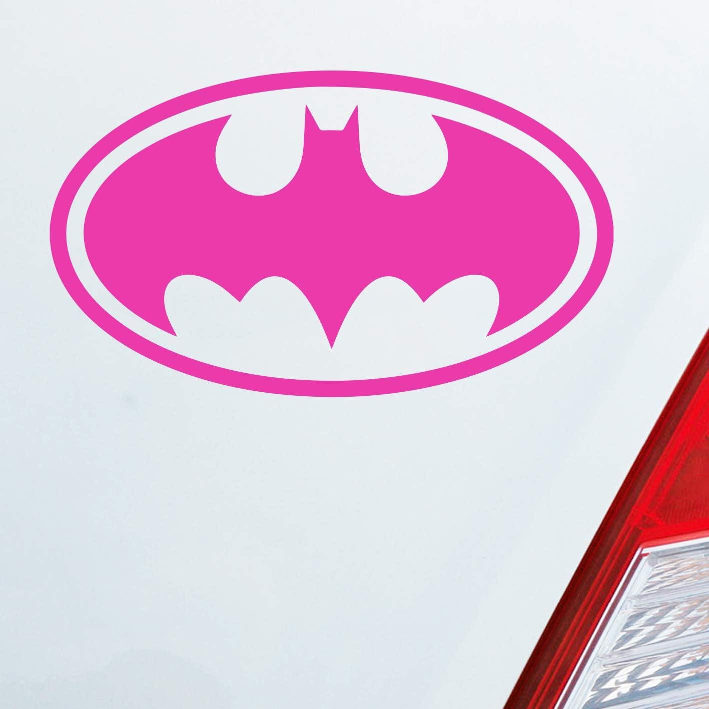 Hellweg Druckerei Film autocollant Batman pour voiture 6/x 10/cm
