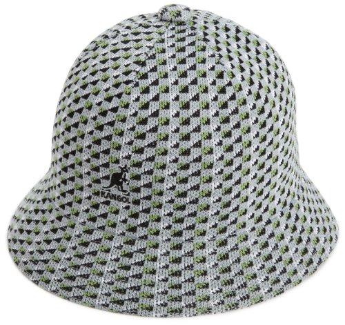 Kangol Little Boys' Boat Check Casual Cap, Metal, Medium ()