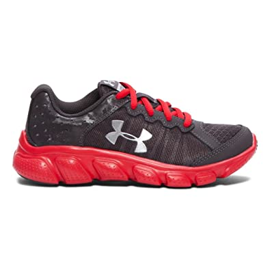 new product f4d2d 5404b Under Armour Boys Pre-School UA Assert 6 Running Shoes 3 Charcoal  Buy  Online at Low Prices in India - Amazon.in