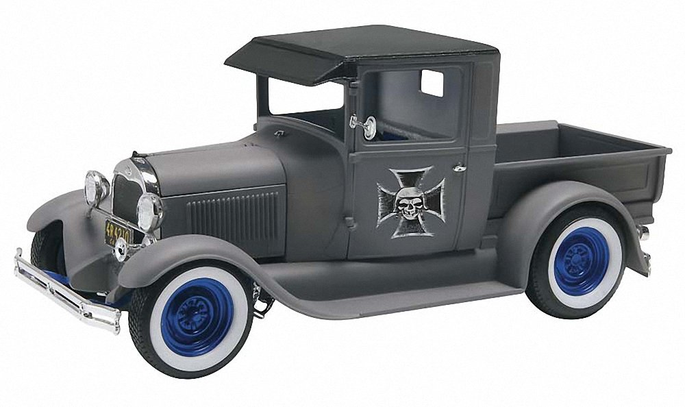 Amazon.com: Revell Monogram 1929 Ford Rat Rod 3\'n1 1/25 Scale ...