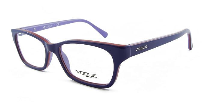 Amazon.com: anteojos para la Mujer Vogue vo2597 2077 – Ancho ...