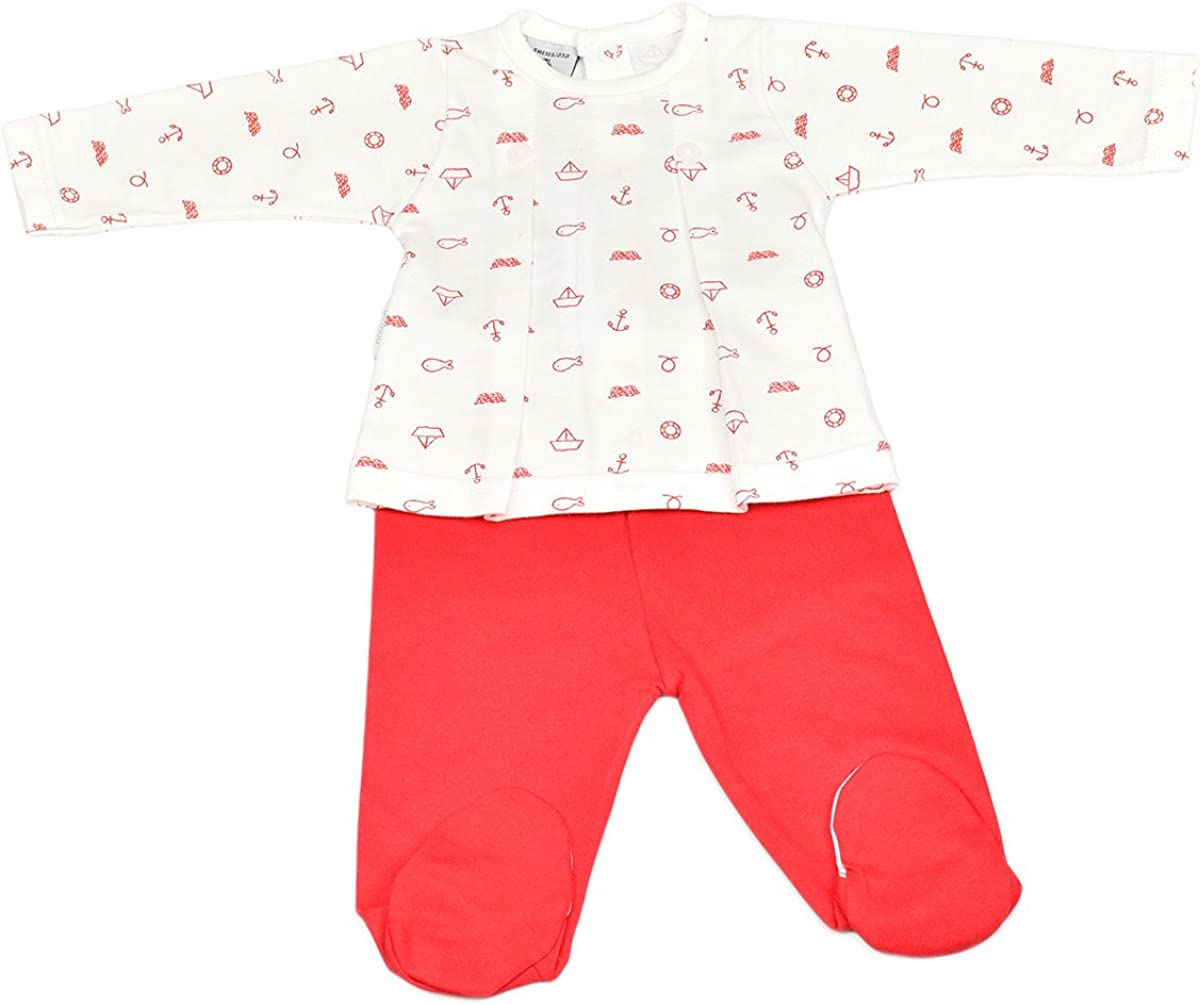 BABIDU Conjuntos de Pijama Unisex bebé