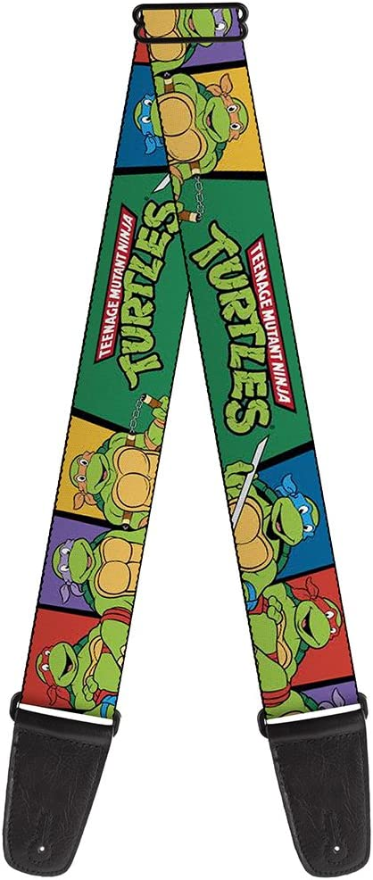 Seat Belt Buckle for Pants Men Women Kids Teenage Mutant Ninja Turtles WNT022