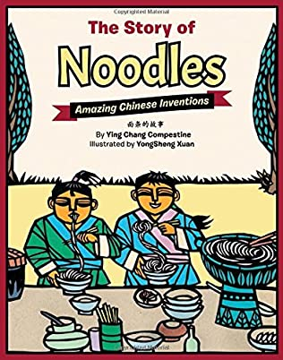 book cover of The Story of Noodles