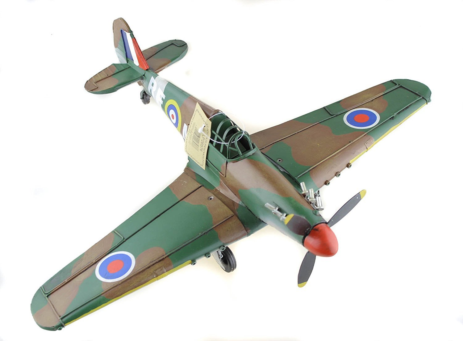 Lesser & Pavey Metal Hurricane Collectible, Multi-Colour Lesser & Pavey Ltd uk home LESGY LP26576