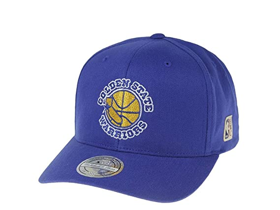Mitchell & Ness Golden State Warriors HWC Old School Flexfit ...
