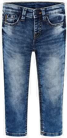 Mayoral Pantalon Soft Denim niño Modelo 3534
