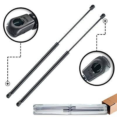 A-Premium Tailgate Rear Hatch Lift Supports Shock Struts Springs for Chevrolet HHR 2006-2011 2-PC Set: Automotive