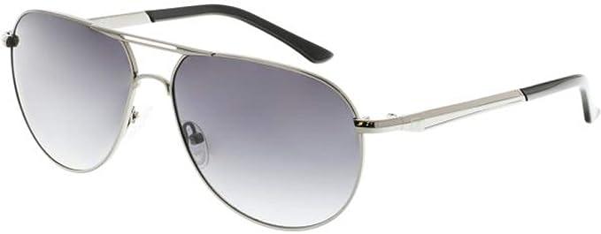Guess GF5006-6008B Gafas de Sol, Gris, 60 para Hombre ...