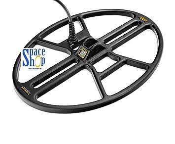 Placa Nel Thunder 37 x 26,5 cm para Serie AT Garrett Metal Detector Nuova: Amazon.es: Deportes y aire libre
