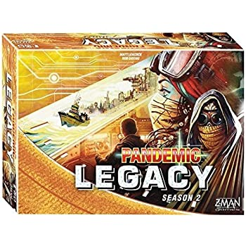 Pandemic: Legacy Season 2 (Yellow Edition)