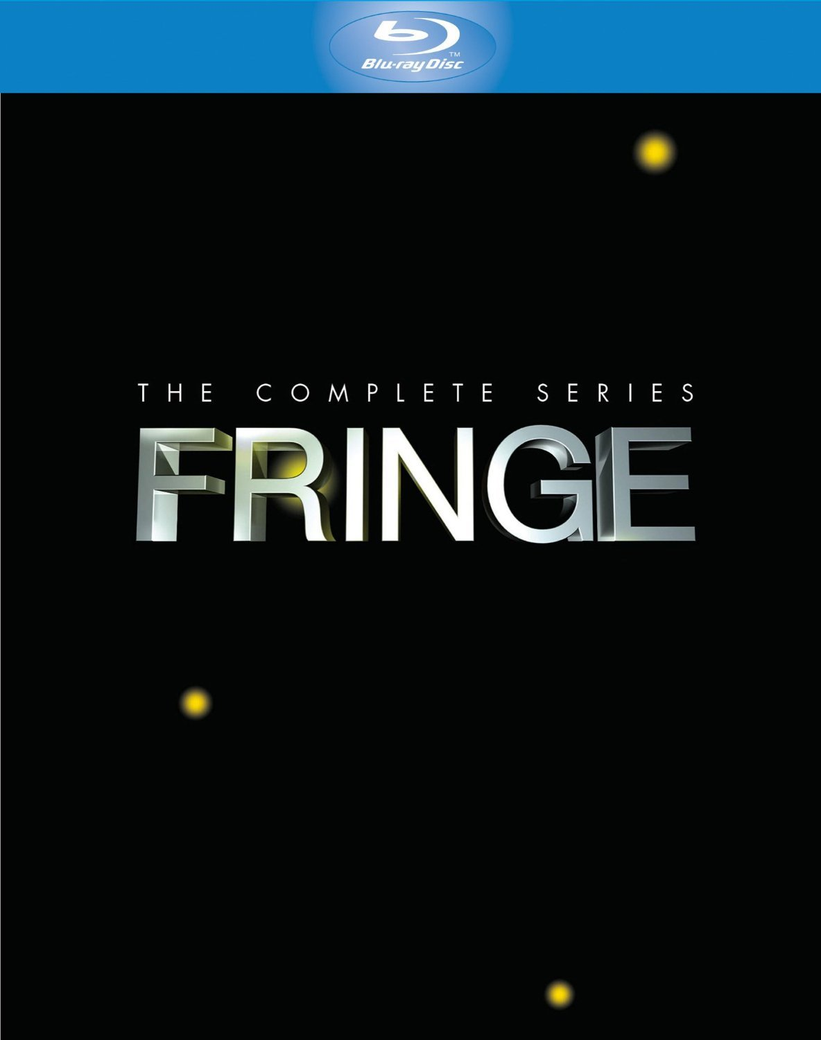 Fringe: The Complete Series [Blu-ray] NEW B00CZE03CO