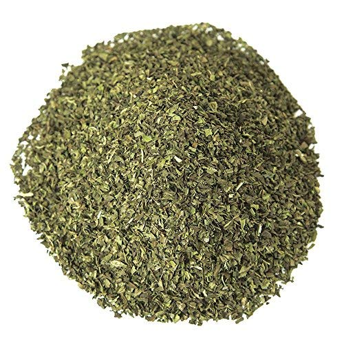 Peppermint Leaves : Dried Herb Loose Leaf Mint Tea : Caffeine-Free Kosher (23oz.) by Burma Spice (Image #3)