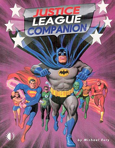 The Justice League Companion pdf epub
