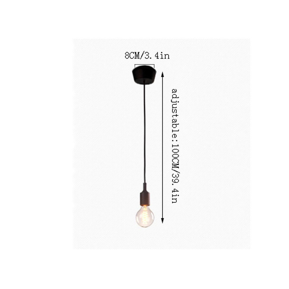 Mini LED Chandeliers, Environmental Protection Silicone PVC Small Chandlier Ceiling Lamps Modern Clothing Store Pendant Light (Color : Purple)