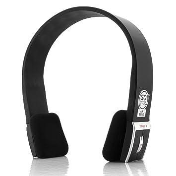 Cascos Bluetooth Inalámbricos Manos Libres Micrófono y Control Remoto para Móvil: Amazon.es: Electrónica