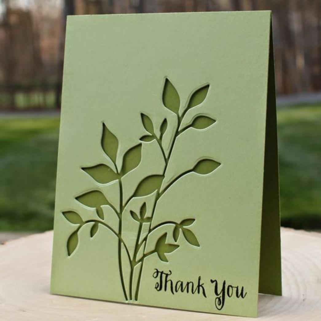 Metal Cutting Dies, Amiley Leaves Flowers Cutting Dies Birthday Stencil Metal Mould Template Card Making