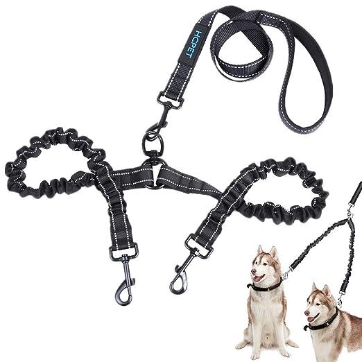 Amazon Com Ugood Dog Double Leash 360 Swivel No Tangle Double Dog