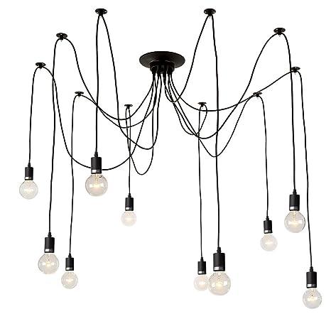 lnc adjustable chandeliers modern chandelier lighting 10 light