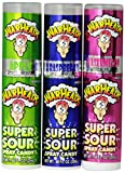Impact Warheads Super Sour Spray Candy, .68-Ounce Units (Pack of 24) Review