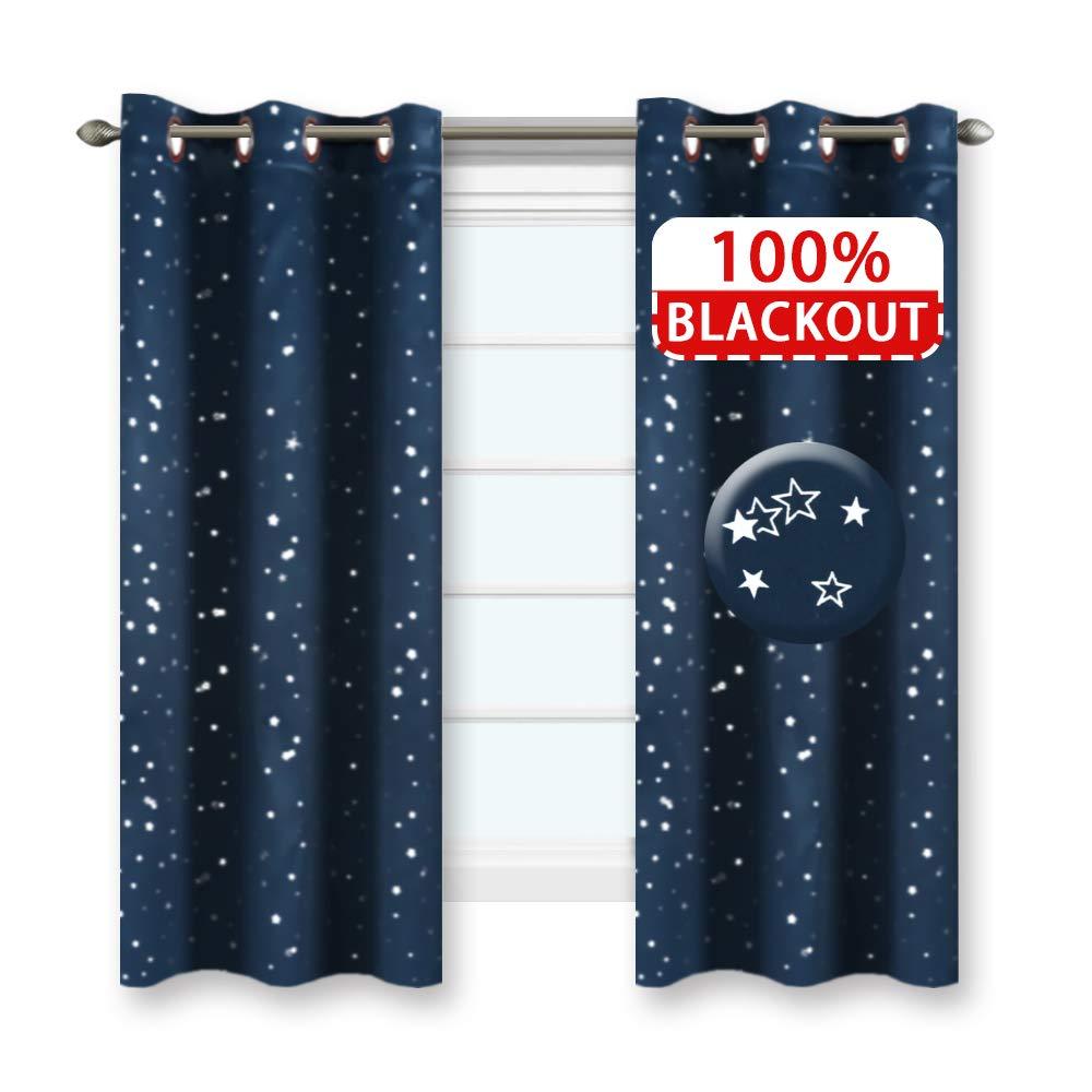 Amazon Curtains Blackout: Kids Curtains Blackout: Amazon.com