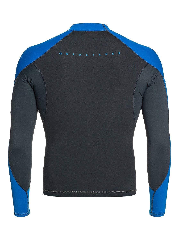 Quiksilver Mens 1m Synchro Top Neos L//sl Jacket