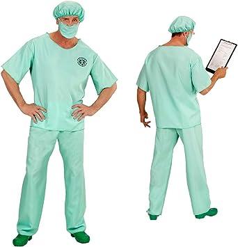 Da Uomo Dottore Scrubs CHIRURGO medican Costume