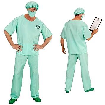 NET TOYS Disfraz de médico Atuendo Doctor M 50 Vestimenta Cirujano ...