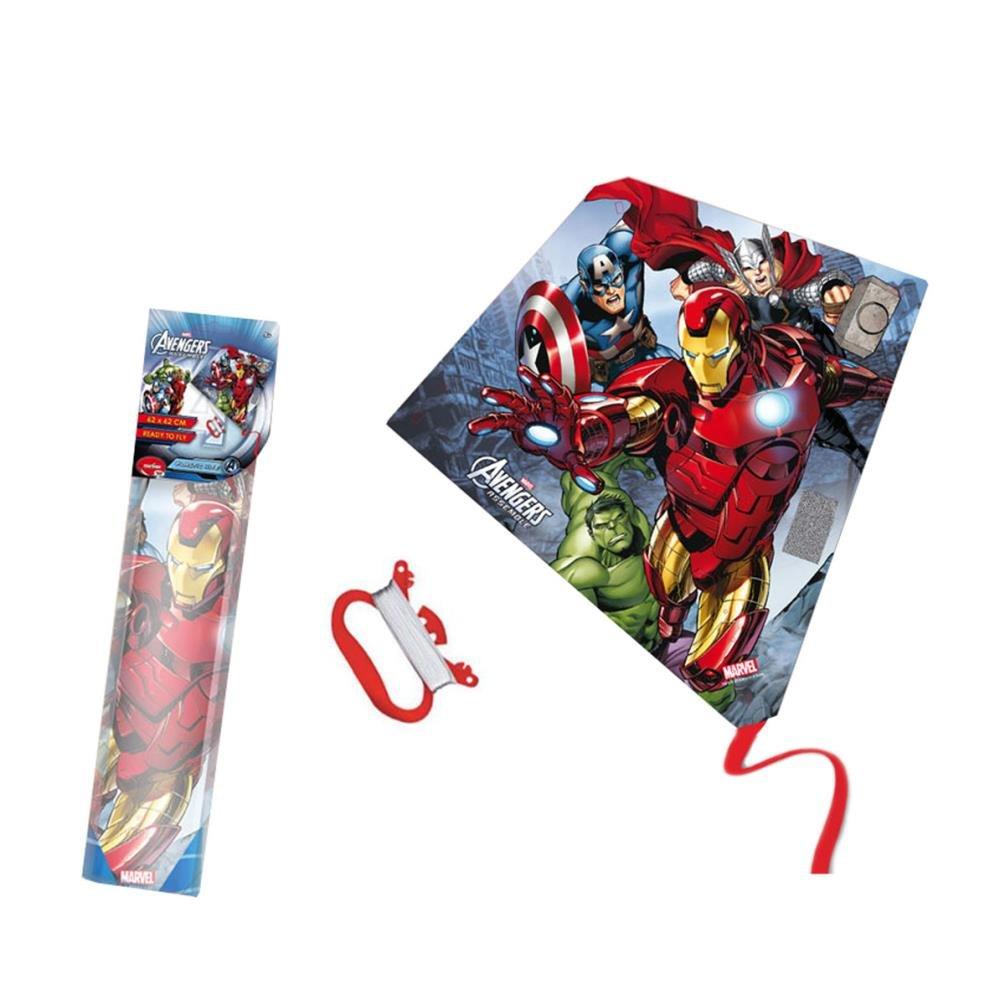 FESTA TOYS Fiesta Toys EAQU.aveng –  Juegos Cometas plá stico Avengers EOLO-SPORT HK Ltd.