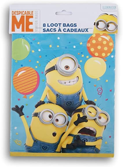 Amazon.com: Despicable Me Minion temática primera fiesta de ...
