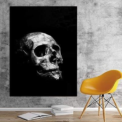 tableau tête de mort 3