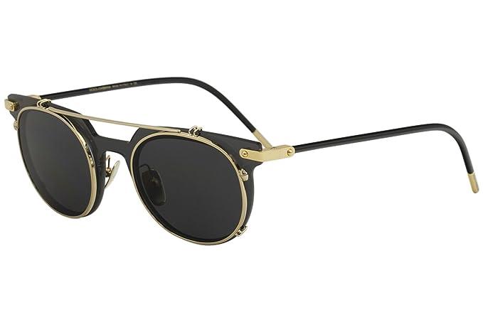 Dolce & Gabbana 0DG2196 Gafas de sol, Grey, 49 para Hombre ...