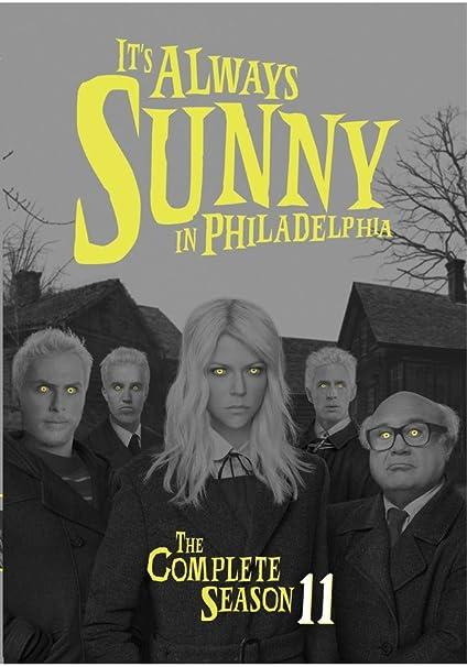It's Always Sunny In Philadelphia: The Complete Season 11 by Amazon