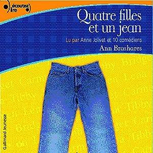 Le premier été (Quatre filles et un jean 1) Audiobook