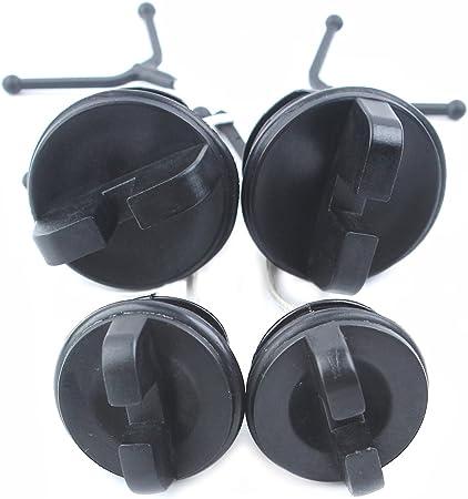 Tronçonneuse à essence Carburant Bouchon huile pour Husqvarna 50 51 55 136 137 141