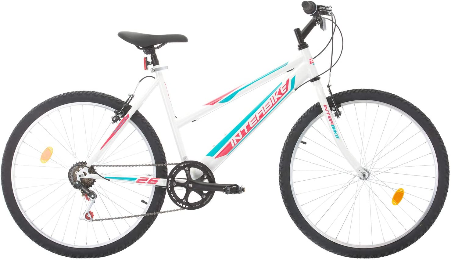 Bikesport ENERGY Bicicleta de montaña para mujer, rueda 26 ...